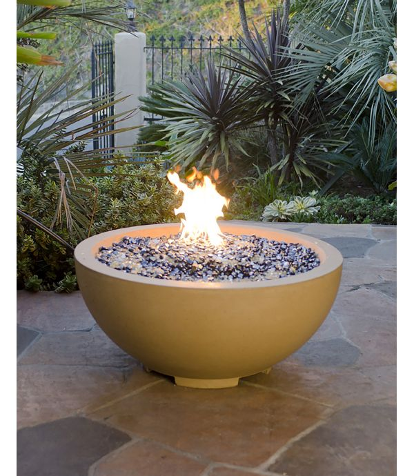 Concrete Fire Bowls Today Fire Pots For Pools 32 And